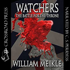 Watchers: The Battle for the Throne | [William Meikle]