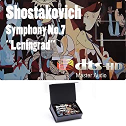 Shostakovich Symphony No.7'Leningrad' High Definition Music Card [Blu-ray]
