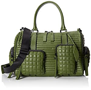L.A.M.B. Eady Duffle Bag,Rifle Green,One Size