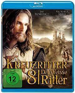 Die Kreuzritter 8 - Der Weisse Ritter [Blu-ray]