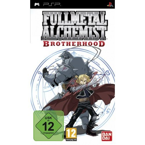 Full Metal Alchemist Brotherhood