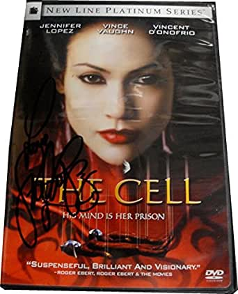 Amazoncom The Cell New Line Platinum Series Jennifer