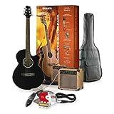 STAGG - Packs Guitare SW206-BK P3 EU SW206BKP3EU Neuf garantie 1 an