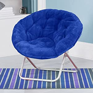 adult fold up moon chair