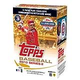 MLB 2013 Blaster Relic Topps Baseball Series 2 Cards