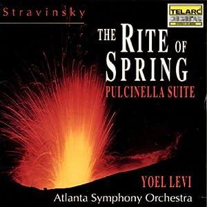 Stravinsky The Rite of Spring; The Firebird
