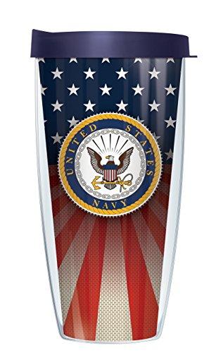 us-navy-emblem-on-flag-super-traveler-22-oz-tumbler-cup-with-navy-lid