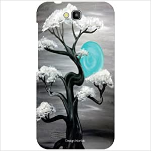 Design Worlds Back Cover Case For Honor Holly Hol-U19