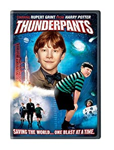 Amazon.com: Thunderpants: Ned Beatty, Stephen Fry, Bronagh Gallagher, Paul Giamatti, Robert Hardy, Leslie Phillips, Simon Callow, Celia Imrie, Rupert Grint, Bruce Cook, Victor McGuire, Adam Godley, Anna Popplewell, Peter Hewitt: Movies & TV