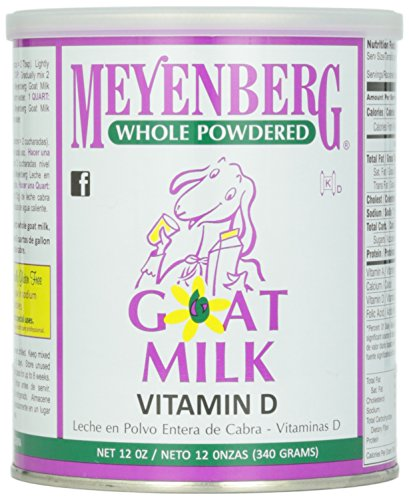 Meyenberg Goat Milk - Powdered, 12-Ounce