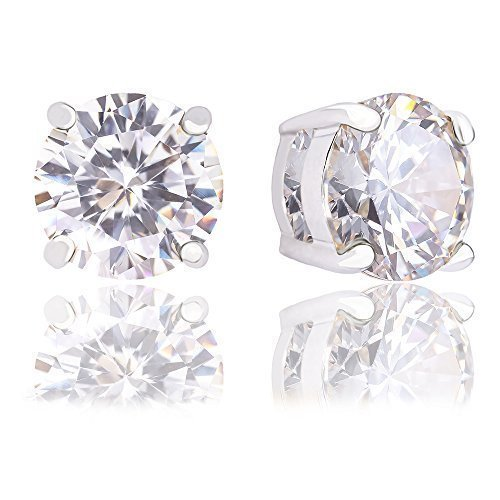 18k-Gold-Plated-Round-Cubic-Zirconia-Solitaire-Stud-Earrings-680-carats