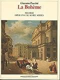 img - for Puccini's LA BOHEME, Ricordi Opera Vocal Score Series, Piano/Voice Score, in English & Italian Texts book / textbook / text book
