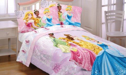 Disney Princess Bedding Full Size 5245 front