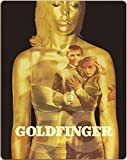 ゴールドフィンガー 製作50周年記念版(スチールブック仕様) (1,200セット数量限定生産) [Blu-ray]
