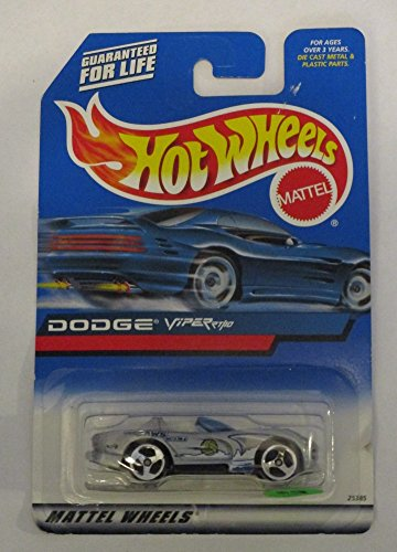 Hot Wheels Dodge Viper RT/10 - 1