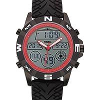 Stuka Sidewinder Ana-Digi Men's Watch (Black)