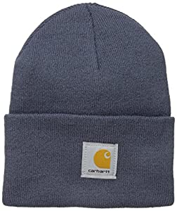 Carhartt Men's Watch Hat, Bluestone, One Size