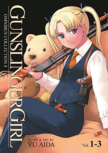 Gunslinger Girl Omnibus Collection 1 (Vols. 1-3)