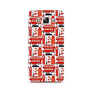 Ebby Travel In London Premium Printed Case For Samsung Grand 2 G7106