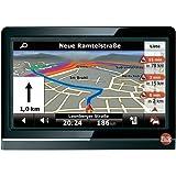 Falk Flex 500 2nd Edition Navigationsgerät (12,7 cm (5 Zoll) Touchscreen, 19 Länder Kartenmaterial, TMC) schwarz