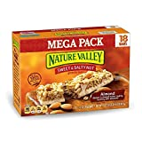 Nature Valley Granola Bars, Sweet and Salty Nut, Almond, 18 Bars, 1.2 oz (Tamaño: 21.6 Ounce)
