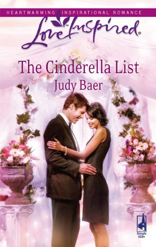 Image for The Cinderella List (Love Inspired)