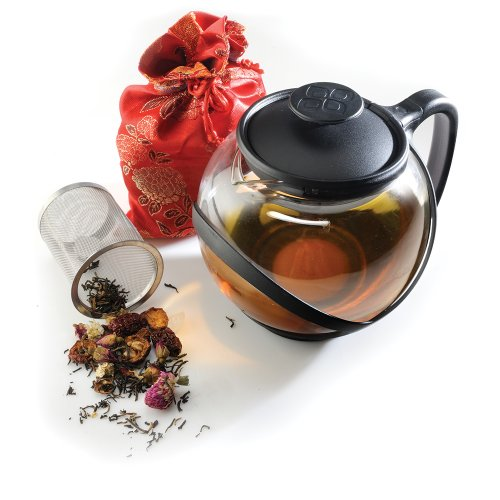 Glass Electric Tea Kettle front-16833