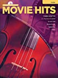 Movie Hits Instrumental Playalong: Violin. Partitions, CD pour Violon