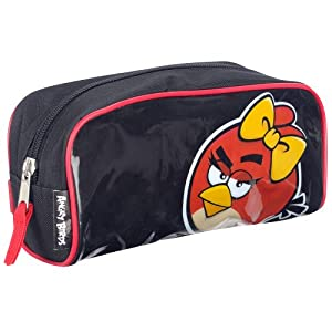 Angry Birds Gadget Case - Black