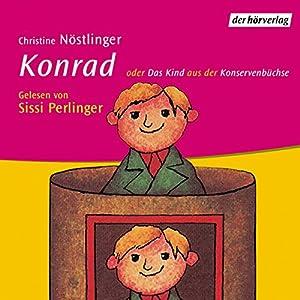 Konrad oder Das Kind aus der Konservenbüchse Audiobook