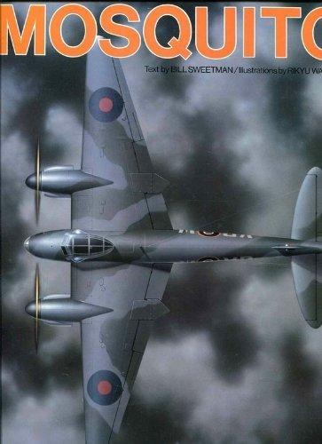 De Havilland Mosquito (Jane's aircraft spectaculars)