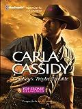 Cowboy's Triplet Trouble (Top Secret Deliveries Book 6)
