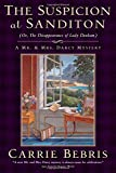 Image of The Suspicion at Sanditon (Or, The Disappearance of Lady Denham): A Mr. and Mrs. Darcy Mystery (Mr. and Mrs. Darcy Mysteries)