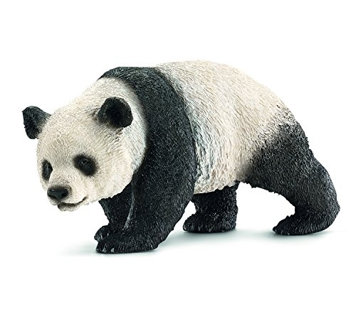 Schleich Female Giant Panda Toy Figure - 1