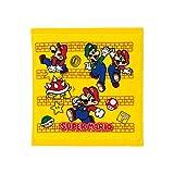 スーパーマリオ《イエローダンジョン》ウォッシュタオルゲームキャラクターグッズ(ハンドタオル)通販