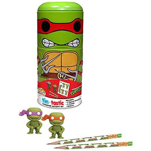 Funko TMNT Raphael Tin-Tastic Action Figure