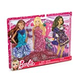 Toy - Barbie Fashionista 3 Pack Fashion Outfits - Styles May Vary