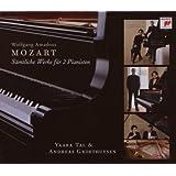 Mozart: Sämtliche Werke für zwei Pianisten