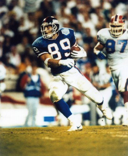 MARK BAVARO NEW YORK GIANTS 8X10 SPORTS ACTION PHOTO (F) at Amazon.com