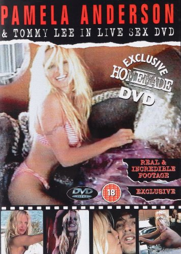Pamela Anderson And Tommy Lee Live Sex Video [1998] [DVD]