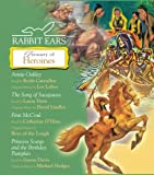 img - for Rabbit Ears Treasury of Heroines: Annie Oakley, Song of Sacajawea, Finn McCoul, Princess Scargo and The Birthday Pumpkin book / textbook / text book