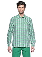 Salewa Camisa Pelusios Co M (Verde)