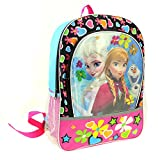 Disney Frozen Neon 16 inch Backpack - Photo Bomb!