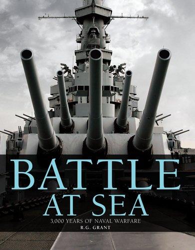 Battle at Sea: 3,000 Years of Naval Warfare PDF