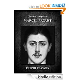 Oeuvres compl�tes de Marcel Proust (Illustr�e) (French Edition)