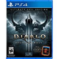 Diablo III Ultimate Evil Edition for PlayStation 4 by Blizzard Entertainment