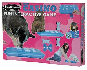 Nina Ottosson DogCasino Interactive game