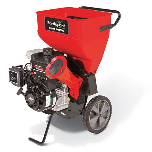 Cheap Earthquake 9010400 Chipper Shredder with 305cc 4-Cycle Briggs and Stratton Engine