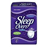 SleepOvers Disposable Protective Underwear For Children - Medium (20-29 Kgs) (Count 15)