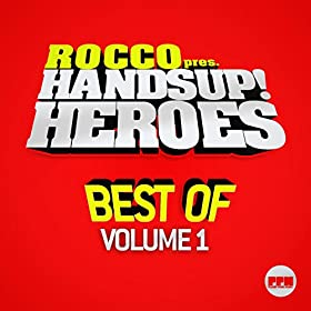 Various Artists-Hands Up Heroes Best Of Vol. 1